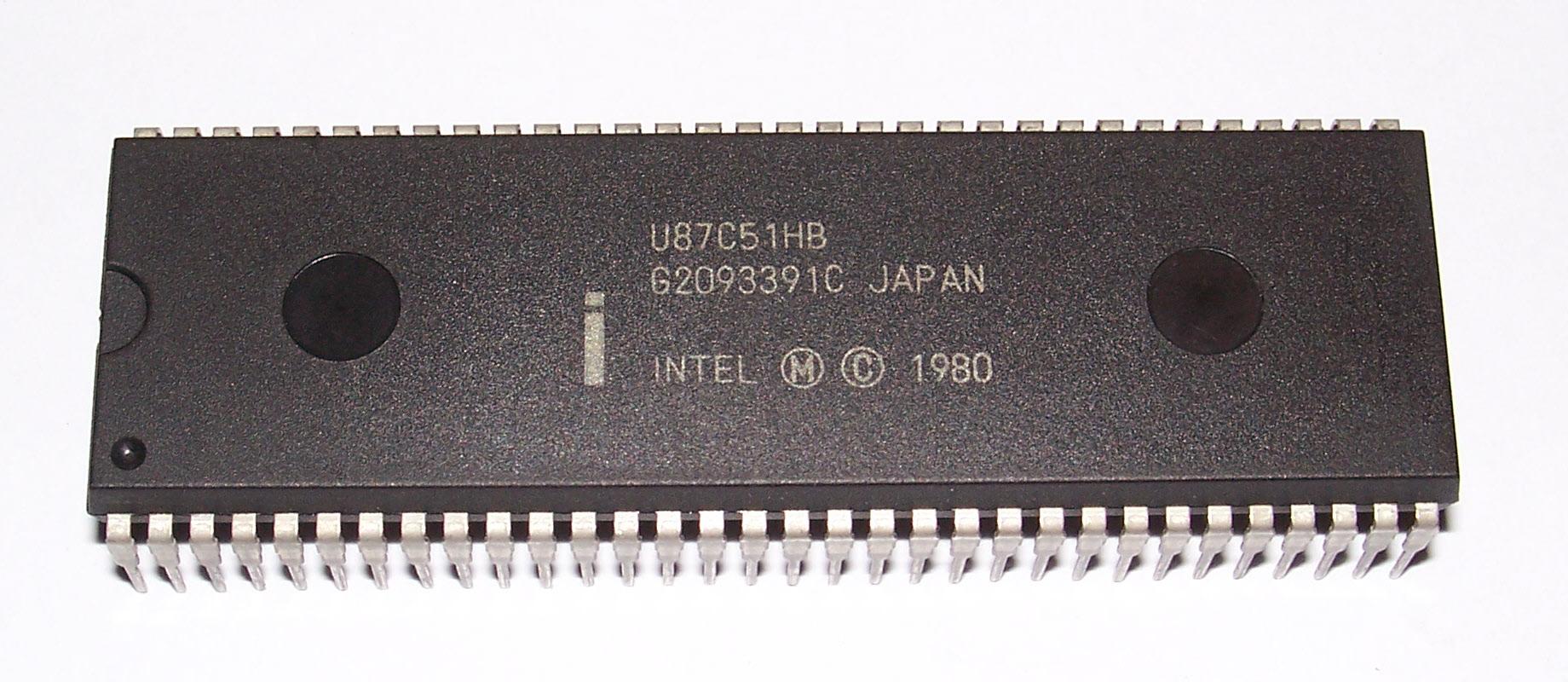 Mikrokontroler Intel 8751- czy na pewno?