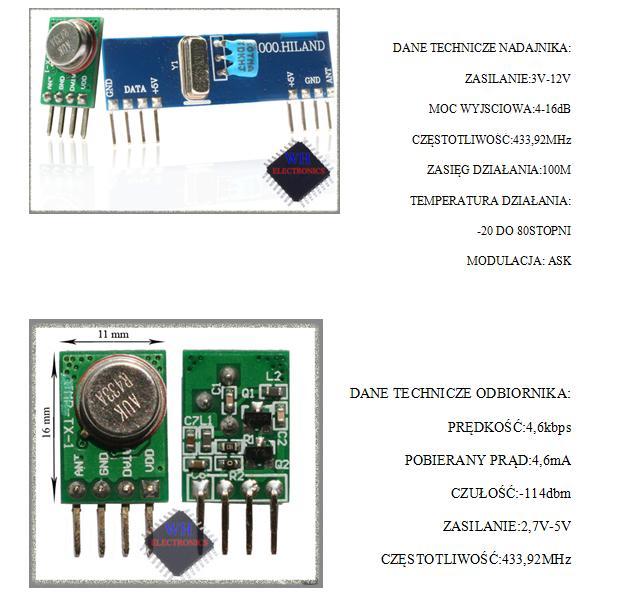 [C][ATMega8] Komunikacja radiowa - sprawdzenie kodu.