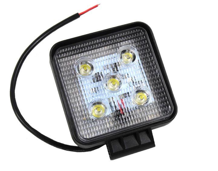 Lampa Ledowa 24v 15w Daje Drgające światło Po Podłączeniu