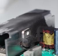 Nie działa regulacja prędkości i wyłączanie wirowania. pralka BOSCH WFC1666