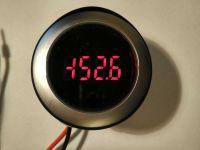 [Sprzedam] Panelowy miernik napięcia woltomierz LASCAR EM-1B-LED wyświetlacz LED