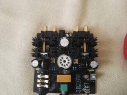 Wzmacniacz słuchawkowy hybrydowy LittleBear P1