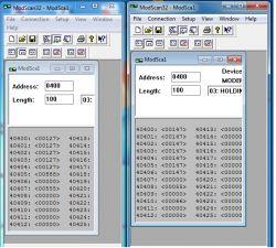 Komunikacja modbus TCP/IP S7 1500