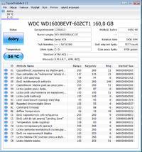 """HP 550 - Zawieszanie si� i """"mulenie"""" laptopa"""