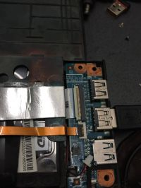 Acer 8573t - Nie można włączyć wifi