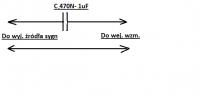Uszkodzony Modecom MC-5020 - Spalony wzmacniacz 5.1 na TDA2030A