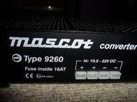[Sprzedam] MASCOT TYPE 9260/SIMOCO SRM 9000/Power One EQ2320-9R