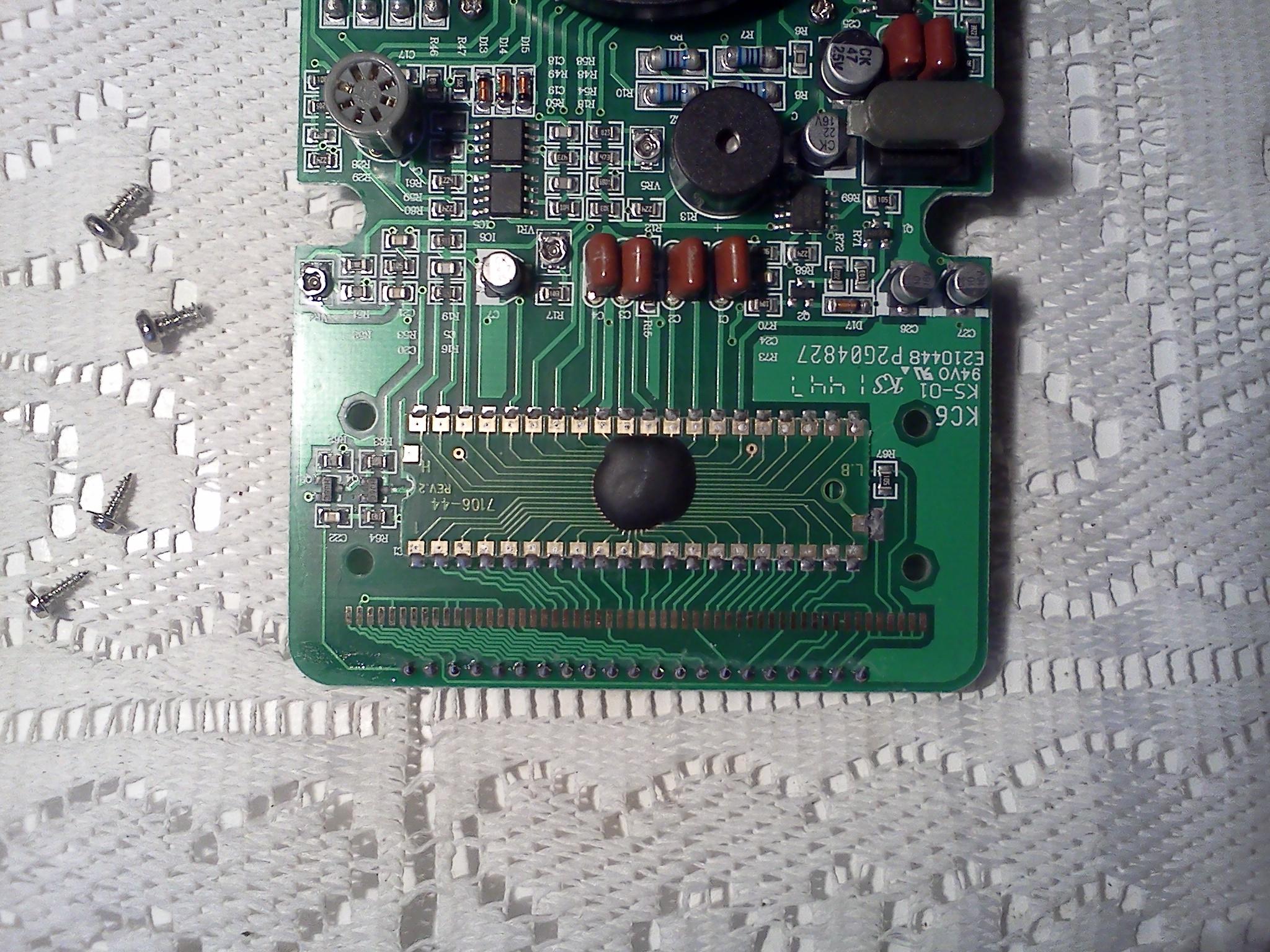 Kemot Kt890 Icl7106 Pinout Digital Voltmeter Circuit