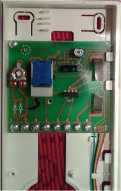 Unifon TK6 - Domofon Unifon TK6 jak podlaczyc?