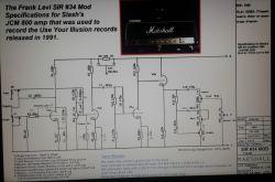 JCM800 mod#34, jak to przeprowadzić + montaż pętli efektów