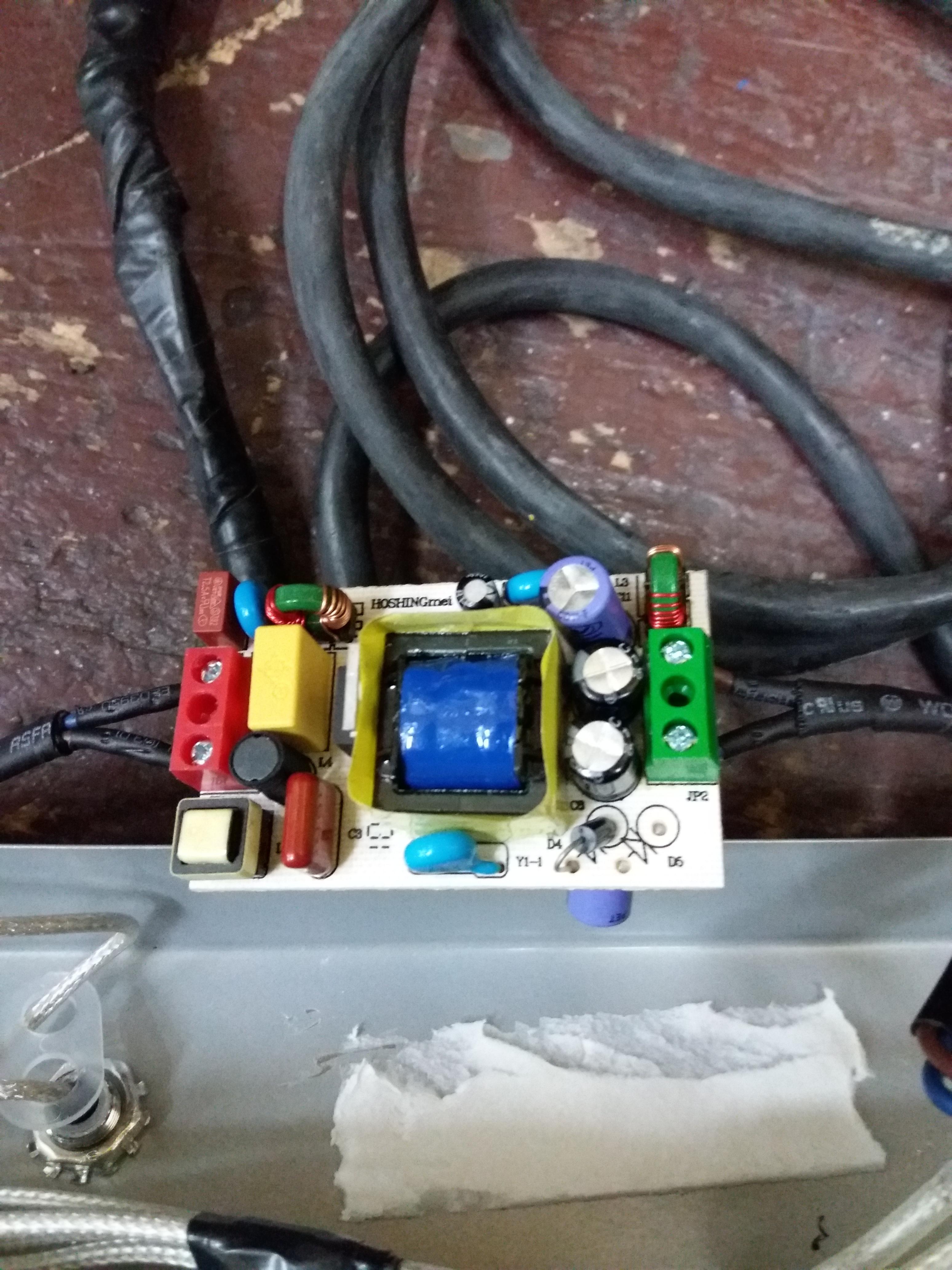 Super Lampa LED miga. LED Driver. - elektroda.pl VV33