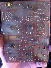 Spawarka MIG/MAG Hermann-400 brak zasilania podajnika drutu