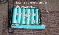 Budowa power banku z ogniw z baterii od laptopa.