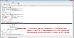 samsung SSD evo - unmountable NTFS partycja