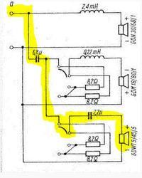 Wymiana kondensatorów w Tonsil Altus 140