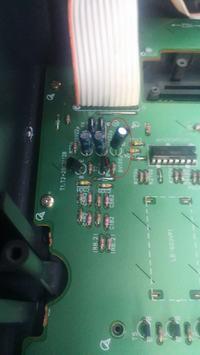Organy Casio CTK500 - cichy dźwięk