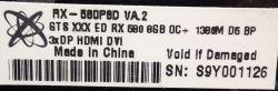 Karta XFX - Data produkcji karty XFX