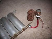 Dobranie tyrystora do urządzenia o bardzo dużym prądzie udarowym