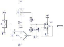 Nietypowe łączenie przetworników DAC oraz DAC i ADC w przykładach