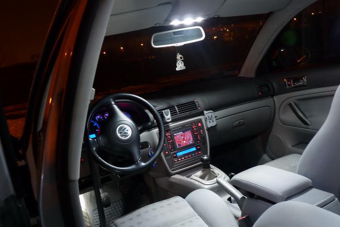 Oświetlenie Led W Samochodzie Jak Zrobić Elektrodapl