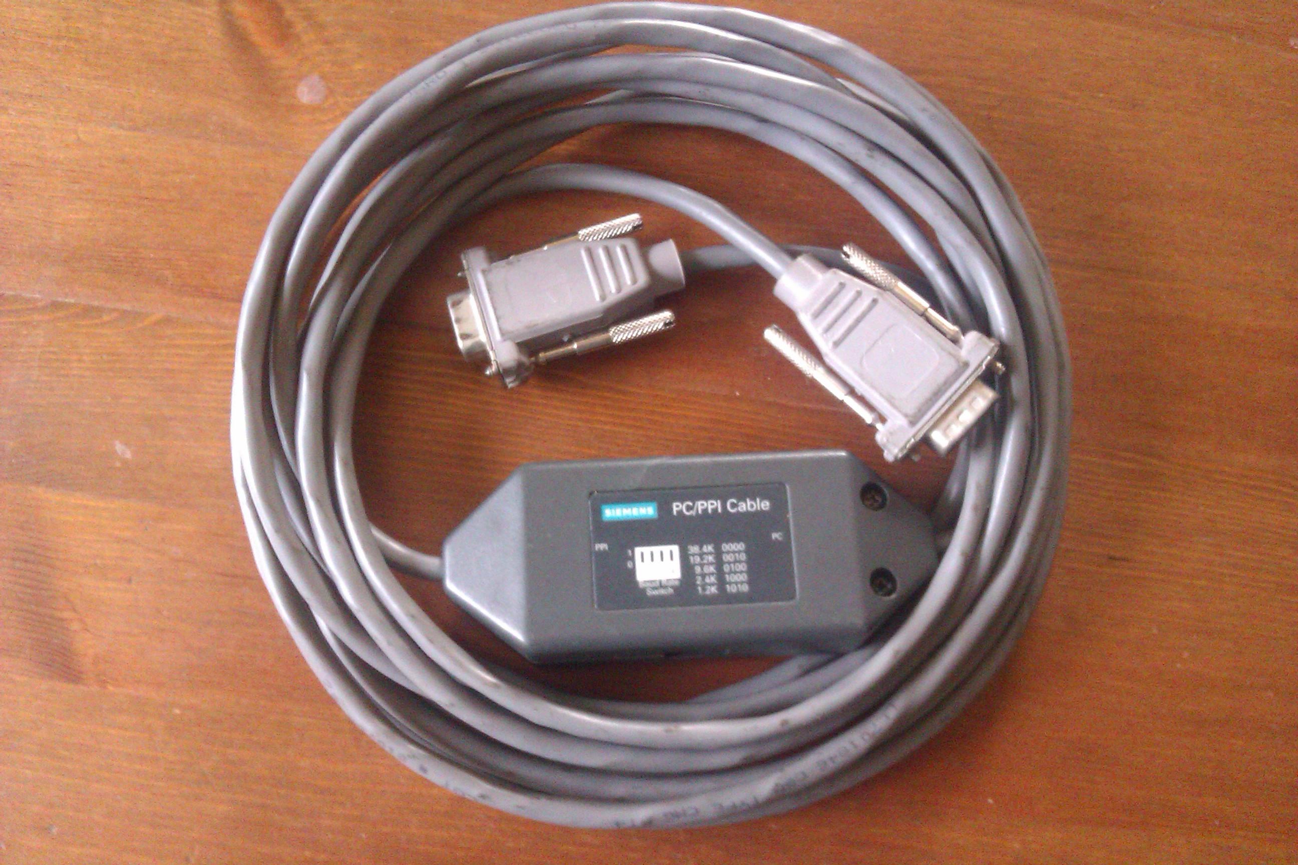 [Sprzedam] Kabel Siemens PC-PPI