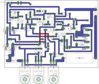 Ładowarka akumulatorów jednopołówkowa z odsiarczaniem