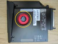 Lenovo Y510p - Powiększenie otworu w obudowie wentylatora