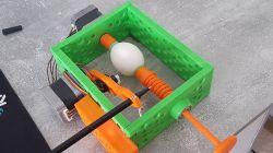 Egg - printer (Easter egg printer)