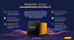 Nowy SoC od MediaTeka dla systemów 5G z ARM Cortex-A77