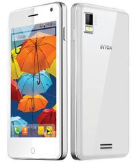 "Intex Aqua Style - niedrogi smartphone z 4"" ekranem, Dual SIM i KitKat"