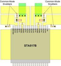 Projektowanie płytek drukowanych dla wzmacniaczy klasy D