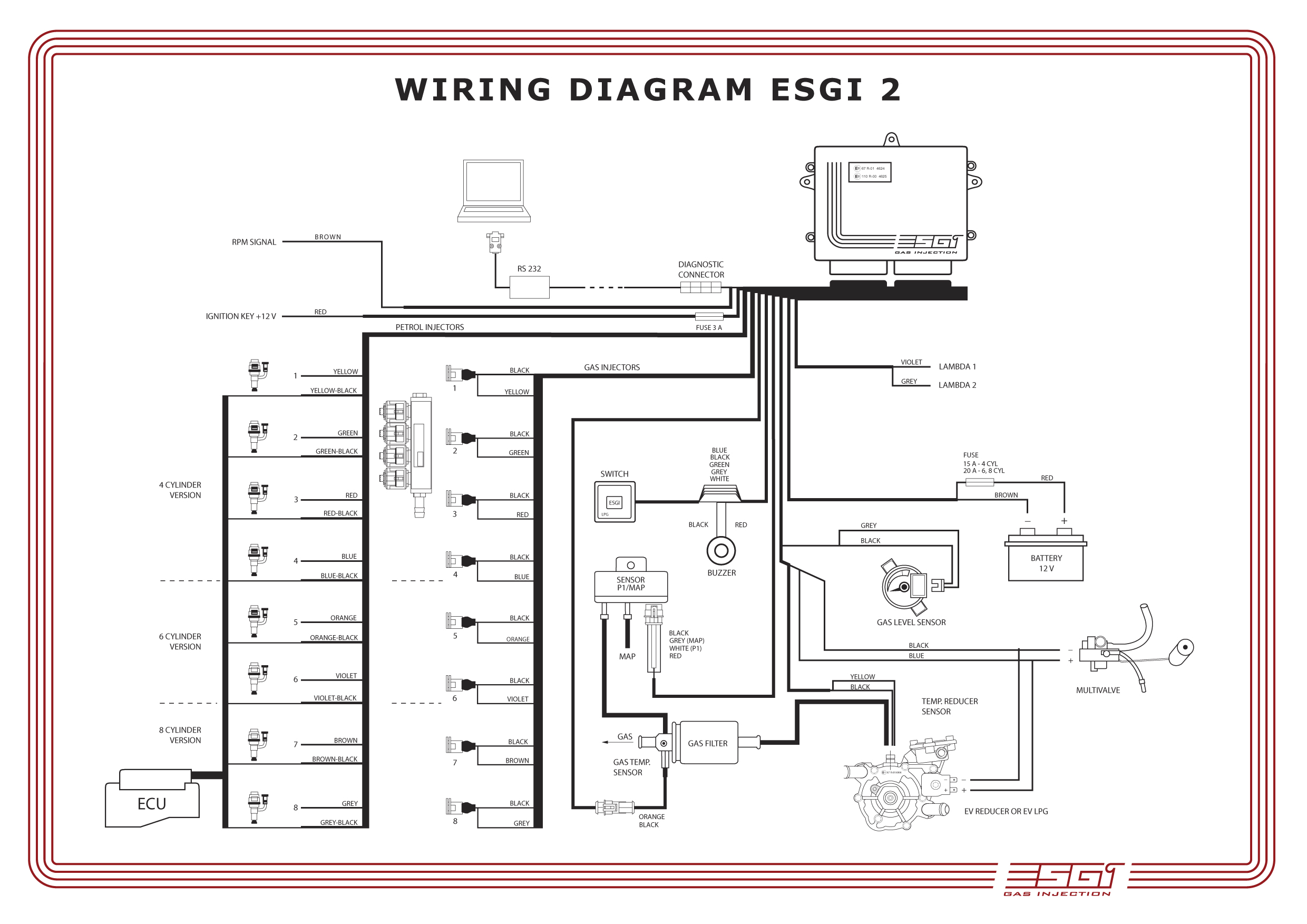 Xo Vision X358 Wiring Harness Diagram 37 Images Lpg Efcaviation Com 8669907000 1434397485 At