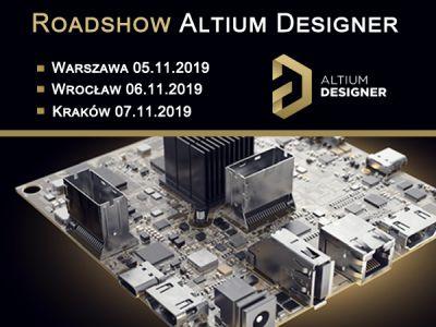 [05-07.11.2019] Roadshow Altium Designer 20 - bezpłatne konferencje w 3 miastach