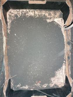 Duża sadza w piecu czyszczenie co dwa dni