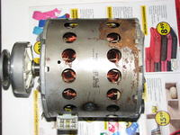 Pralka Candy Aquamatic 6T sprawny silnik nowy kondensator brak mocy