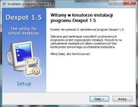 Wirtualne pulpity z programem Dexpot, dost�p zdalny windows 7