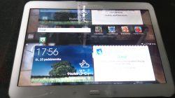 """Samsung SM- T535 10"""" - Wyświetla dziwny obraz po upadku"""