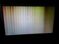 Sony Vaio VPCEB3M1E - Paski na ekranie pod różnym kątem nachylenia ekranu