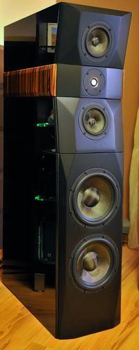 Złożenie zestawu kolumn z jakich głośników