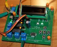 Mikroprocesorowy uk�ad sterowania silnika pulsacyjnego