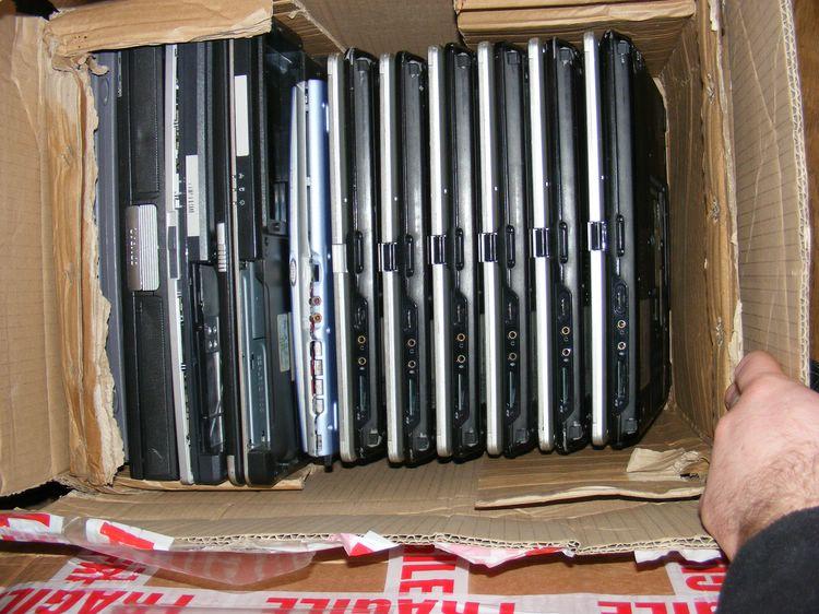 [Sprzedam] Laptopy na cz�ci Dell, Toshiba, FSC
