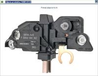 Opel Zafira - alternator Bosch 12V 120A  0 124 425 009