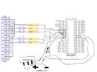 ATmega16 - Programator własnej roboty , czy na nim zadziała PonyProg ?!