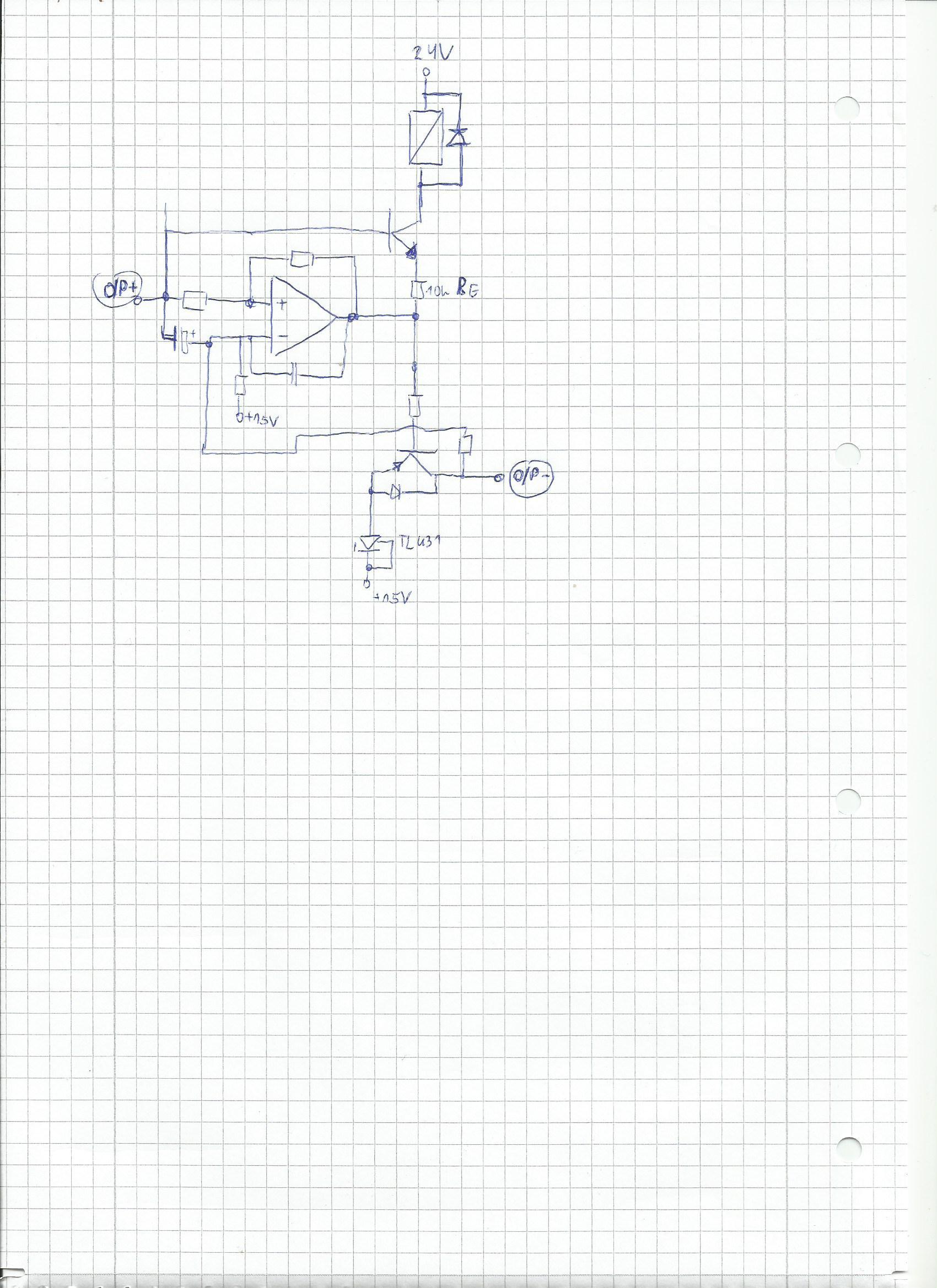 Zasilacz MATRIX MPS-3010L-2 - usterka