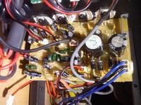 Zestaw głośników mc-2110 modecom uszkodzony jeden kanał.