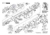 Bosch GBH 2-24 DFR - diagnoza