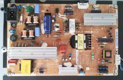 TV LED SAMSUNG UE40ES5500 - samoczynne resetowanie