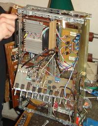 Rozbudowany wzmacniacz TDA7250