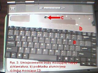 MaxData ECO 3100T - wymiana Combo