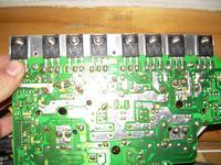 Blaupunkt BSA 247 - Przetwornica